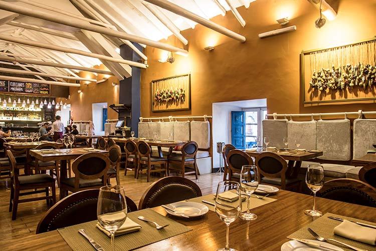 restaurants in cusco chicha