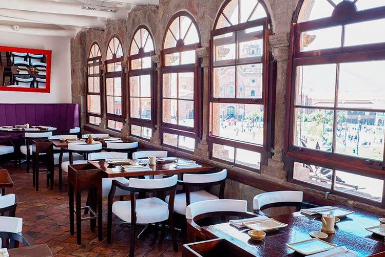 restaurants in cusco limo