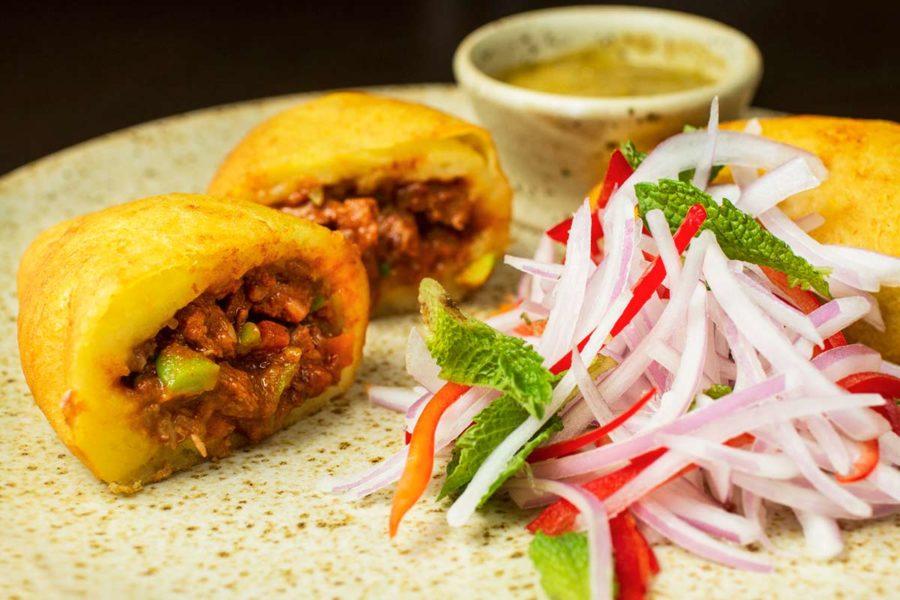 restaurants in cusco papa rellena