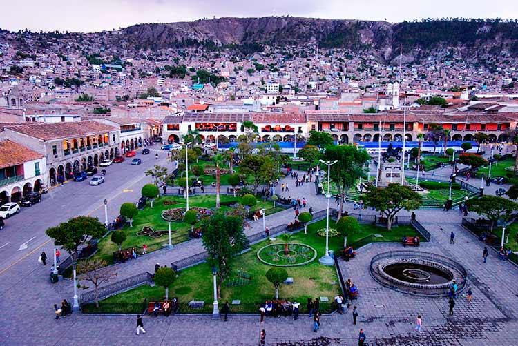 best cities to visit in peru ayacucho