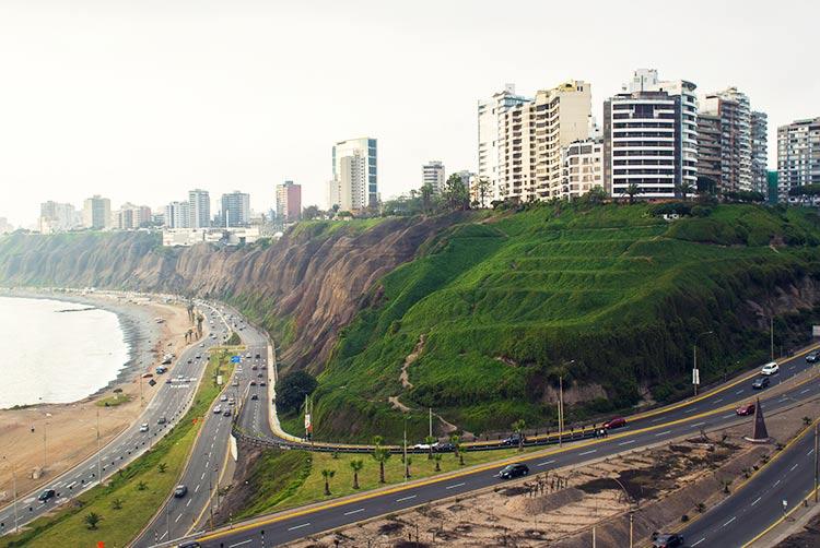 tourist attractions in Lima miraflores