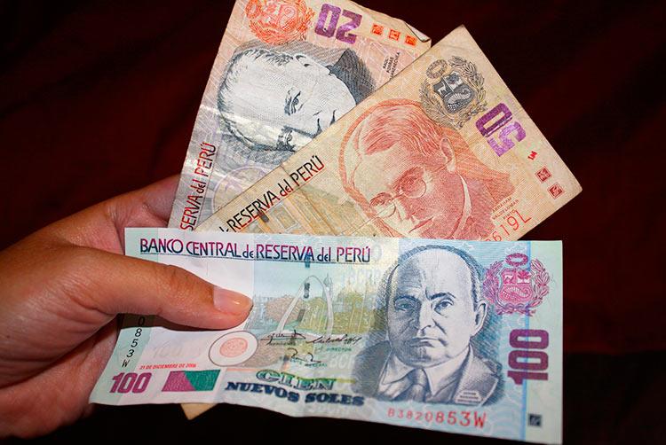 Peru trip cost daily cost