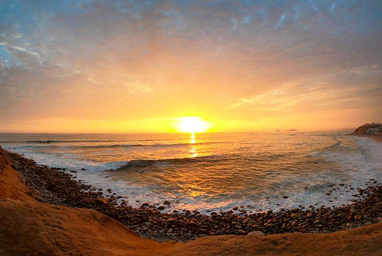lima beaches punta hermosa