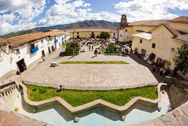 things to see in Cusco san blas