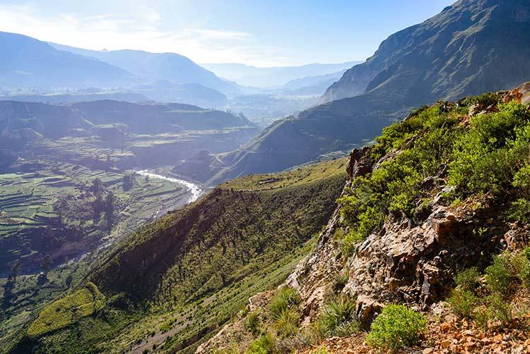 romantic ideas Colca Canyon