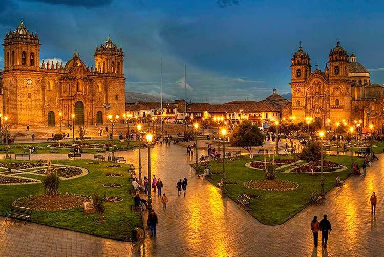 romantic ideas Cusco