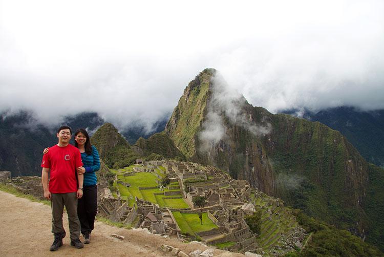 romantic ideas Machu Picchu