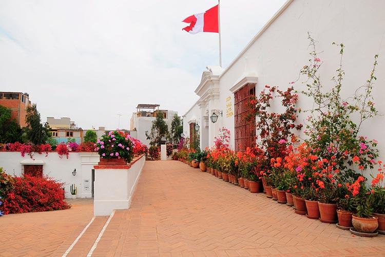 lima city tour museums