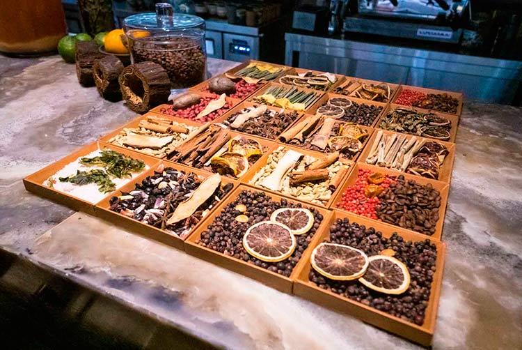 gourmet restaurants in lima central