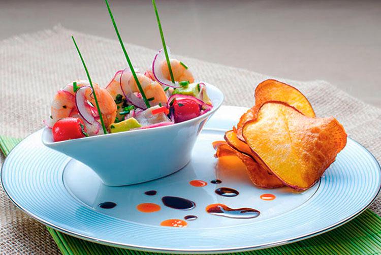 gourmet restaurants in lima saha