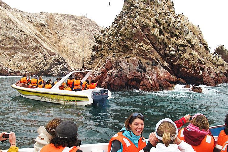 paracas national reserve travel guide